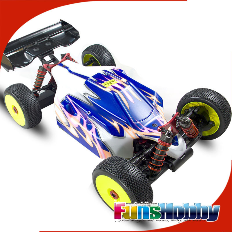 Hongnor/Ofna X3E RTR 1:8 Scale RC Dune Buggy Cars Electric Off Road