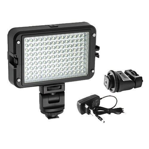 Viltrox Super Power LL-126VB LED Digital Video Light 5600K for Camera DV godox ledm150 mobile phone video light max power 9w 5600k usb power charge socket for portable digital eos camera camcorder dv