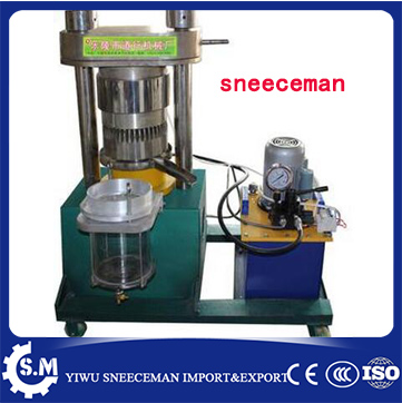 цена на Small electric hydraulic oil press machine oil extractor expeller Machine oil Press presser machine