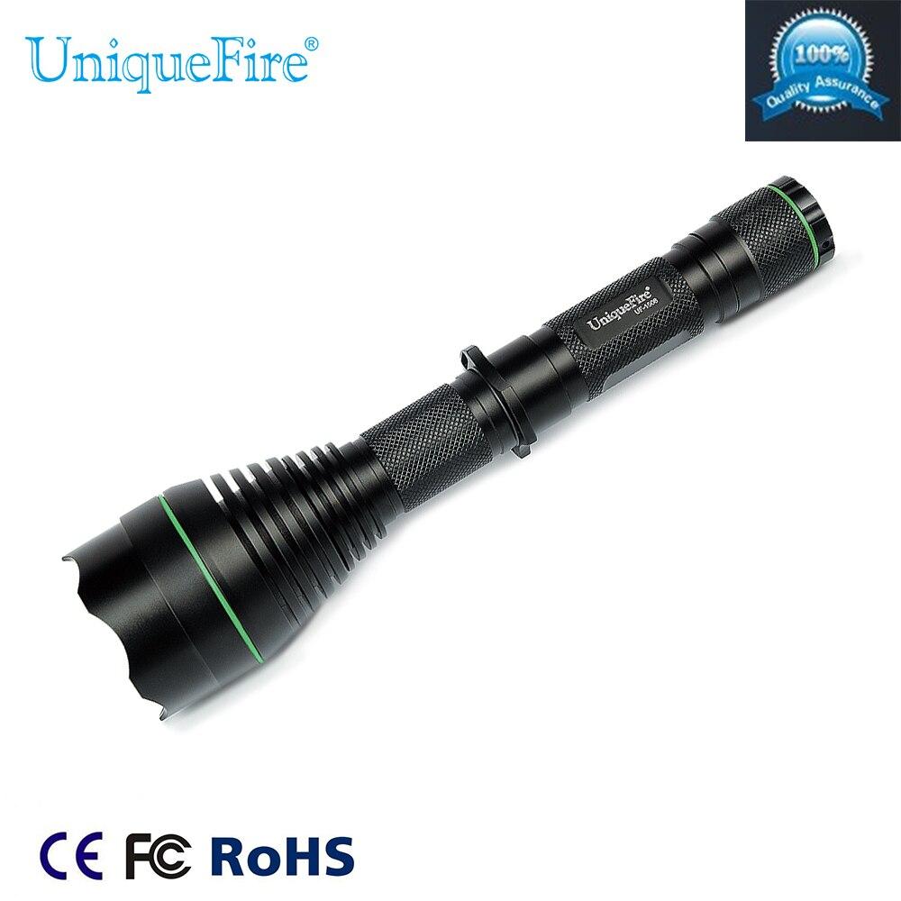 Le dernier produit pour la chasse Uniquefire 1508-50mm 940NM IR lampe de poche LED étanche Camping en plein air livraison gratuite