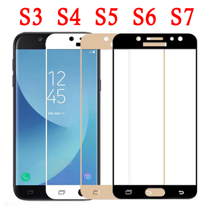 2018 LGYD 25 PCS AG Matte Anti Blue Light Full Cover Tempered Glass for Galaxy A6+ Screen Protector Film