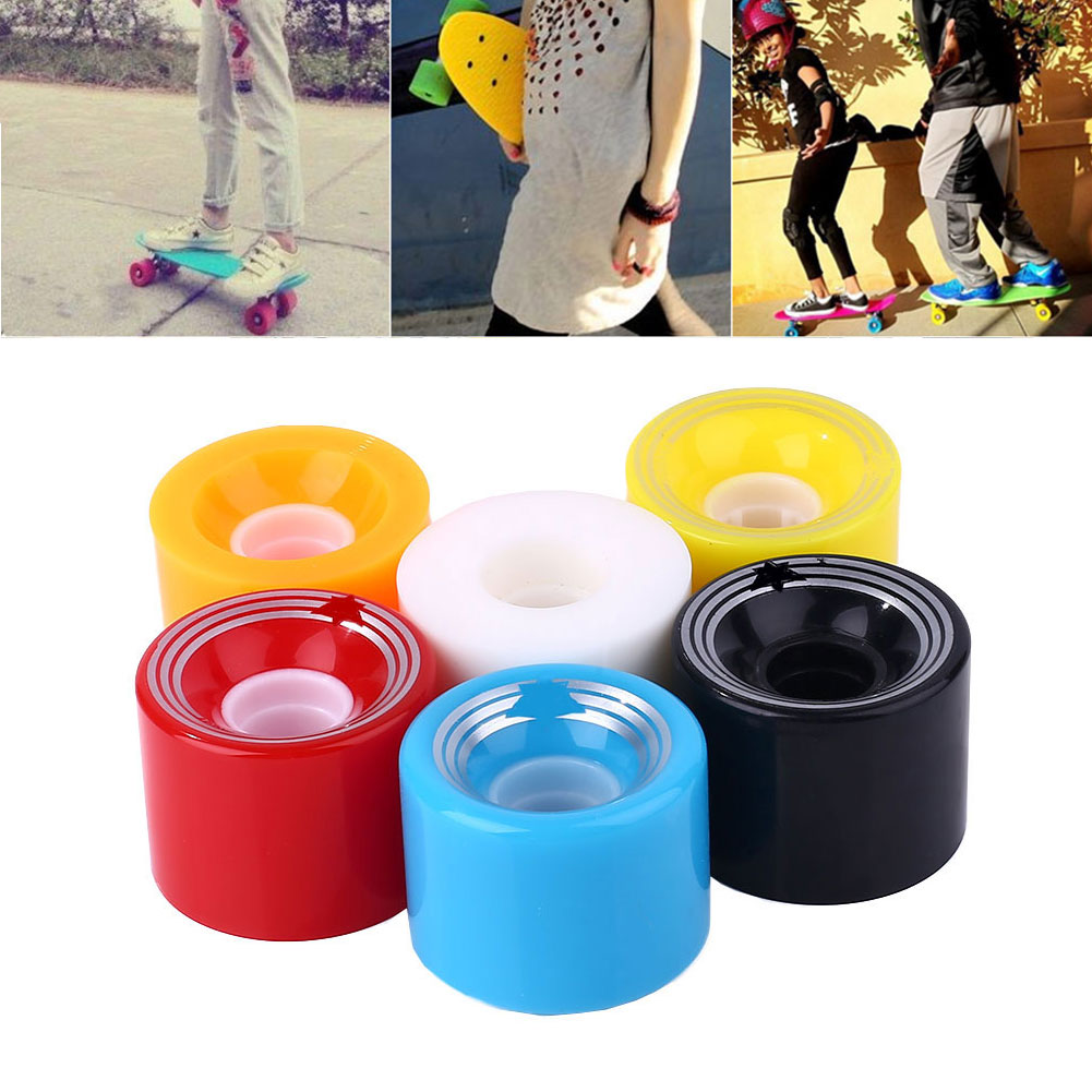 1PCS Skate Board Skateboard Wheels Rocker Wheels Downspeed Sliding Wheels