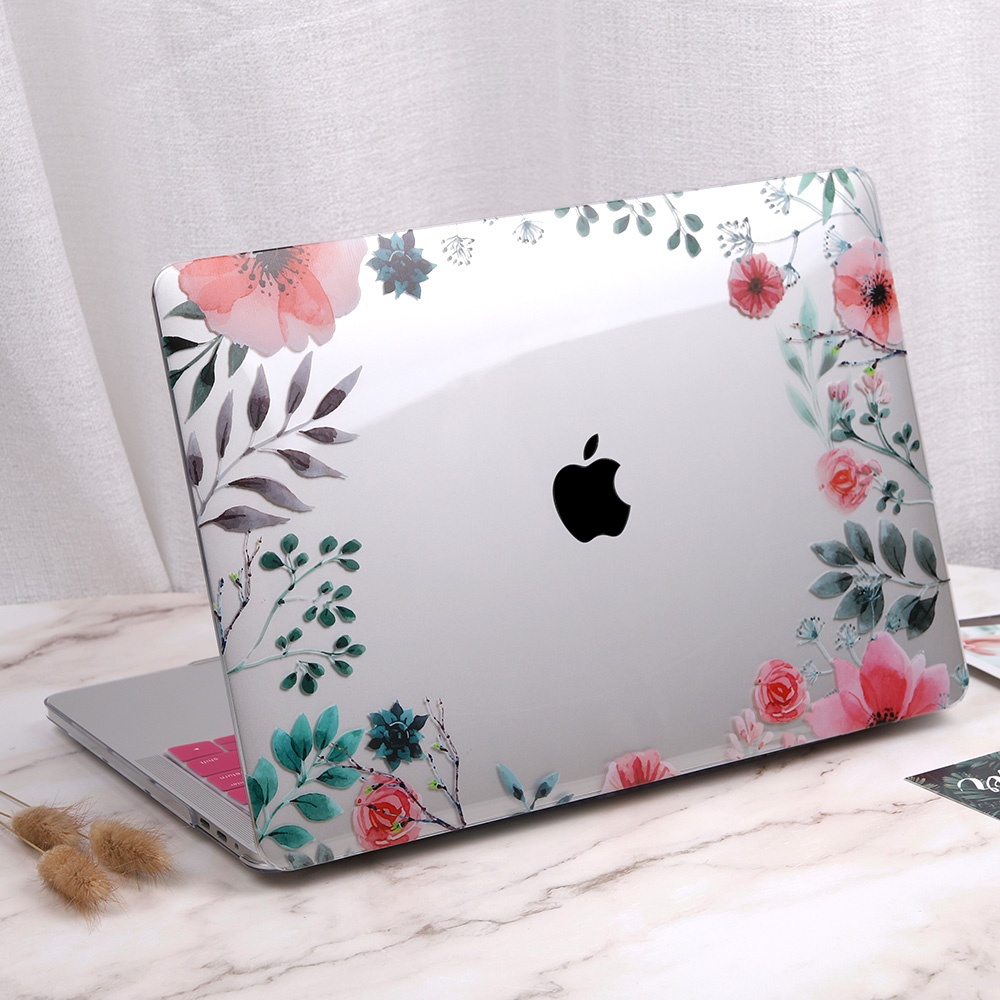 Floral Case for MacBook 156