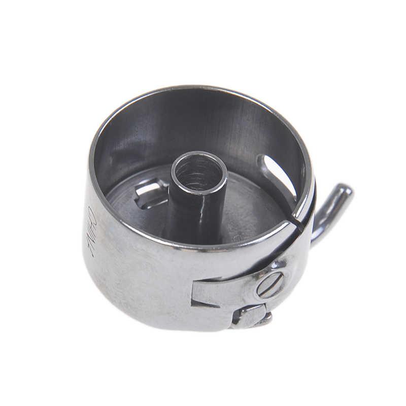 Hot koop Zilveren Naaimachine Metalen Spool Spoelhuis Naaimachine Accessorries