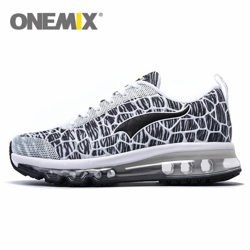 onemix Air Soft Cushion Running Shoes for Men Brand Sneaker Free Run Thea Jogging Women Trainers Racer Barefoot female shoe kettler run air