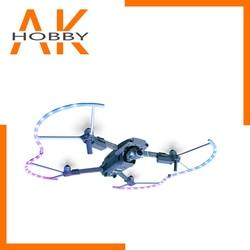 1set PGYTECH LED Propeller Guard for DJI Mavic 2 Protective Propeller Drone Mavic 2 Pro/Zoom Accessories