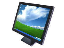 Fast Shipping new model 19 Inch 16:9 TFT LCD USB Multi Touch Screen VGA Monitor With DVI & HDMI Input(China (Mainland))
