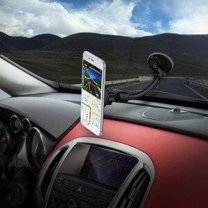 Image 5 - Mpow MCM13 Einstellbare Magnetische Auto Telefon Halter Grip Universal Auto Halterung Ständer Mit Metall Platte für iPhone Samsung Huawei Xiaomi