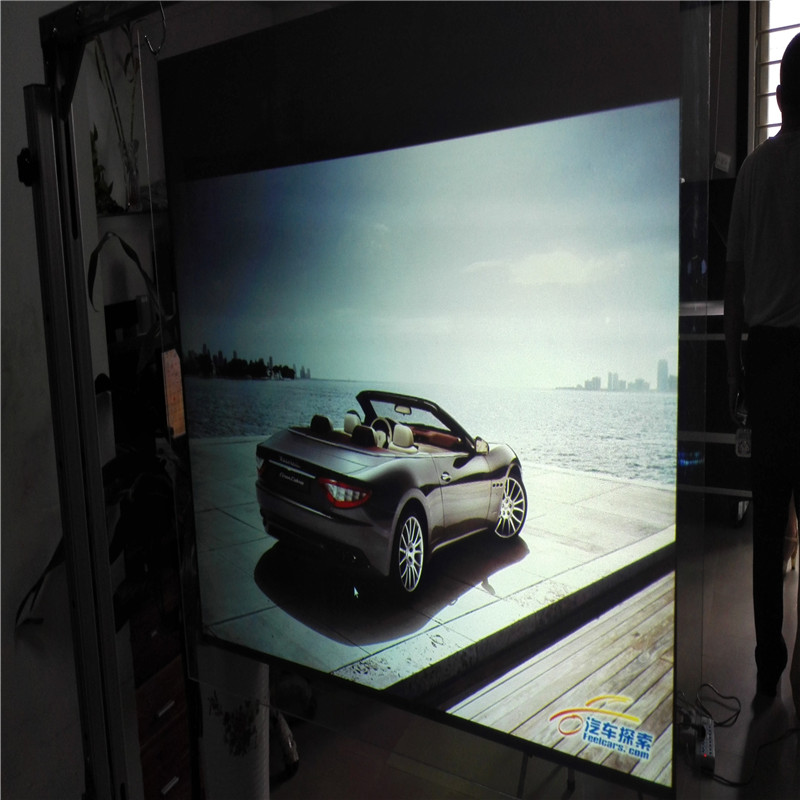 1.52x10m Black Rear Projection Film for Information kiosk /Point of sale
