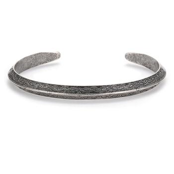 Bracelet rétro Viking acier inoxydable  2