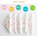 newborn babies saliva towel cotton handkerchief handkerchief newborn baby bath washing gauze square small towel KSJ-102