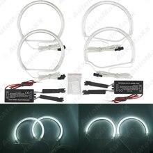 4 Шт./компл. Белый Цвет Автомобиля CCFL Halo Кольца Angel Eyes Лампы Для BMW Z3 серии 98-02 М Купе/Roadster Фар # J-4509