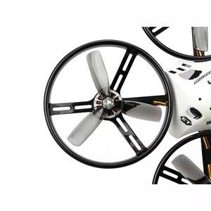 Image 3 - KINGKONG/LDARC ET MAX 185mm 4 Inch 3 4S FPV Racing Drone PNP F4 Flight Controller OSD 20A Blheli_S ESC 1200TVL Cam 5.8G 25~200mW