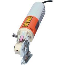 65mm ostrze elektryczny obcinak do tkanin maszyna do cięcia tkanin 220V w Frez od Narzędzia na