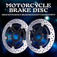 Motorcycle high quality front Brake Disc Rotor Plate Brake Disks For Honda Hornet 250 Hornet250 CB250 Motorcycle Accessories