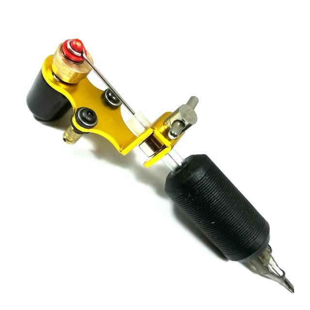 Design Tattoo Machine Gun CNC Aluminum Rotary Tattoo Machine Gun Motor Liner Shader Cartridge Grip For Tattoo Artist