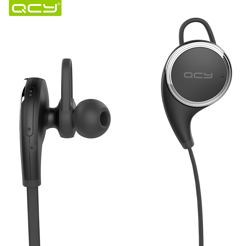 buy bluetooth headsets wireless earphones qcy english voice sports headphones. Black Bedroom Furniture Sets. Home Design Ideas