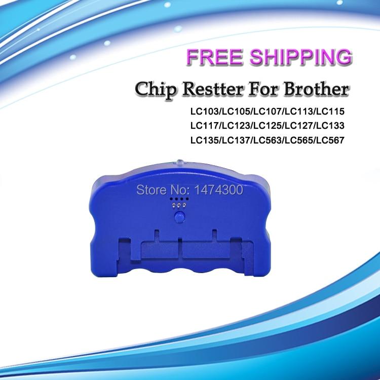 Ximo обломок resetter для lc123 lc125 lc127 lc133 lc135 lc137 lc563 lc565 lc567 оригинальные чернильные картриджи