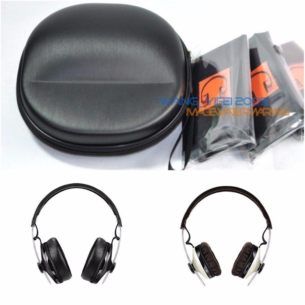Carrying Hard Case Box & Bag Pouch Groups For Sennheiser Momentum & 2.0 Over Ear On Ear Headphone Headsets