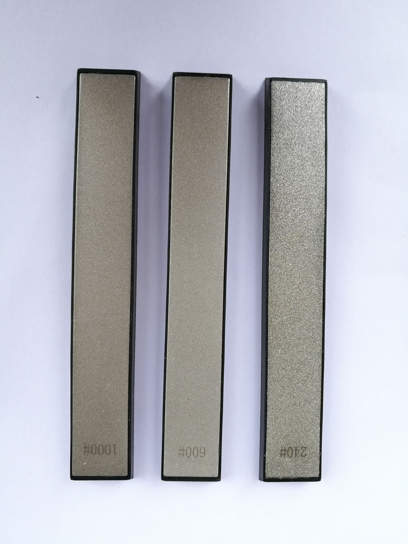 ruixin  diamond sharpening stone 240#,600#,1000# stone for sharpening title=