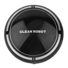 Мини интеллектуальные электрические Беспроводной автоматический разнонаправленными круглый Smart подметания робот пылесос для дома
