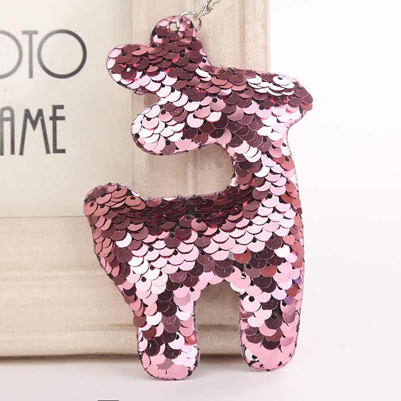 Naomy & ZP Porco Chaveiro Pompom Saco de Presentes Para As Mulheres Carro Chaveiro Acessórios Chave Anéis Moda Artesanal Boho Boemia jóias bonito