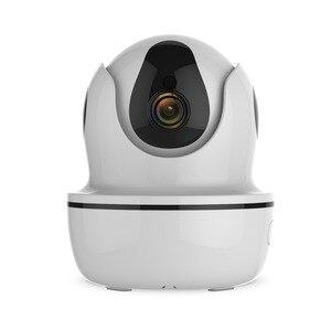 Image 1 - Cámara IP inalámbrica WiFi de 1080P HD y 2MP, IR CUT P/T, visión nocturna, P2P, videocámara, grabadora de vídeo para controlador de casa inteligente