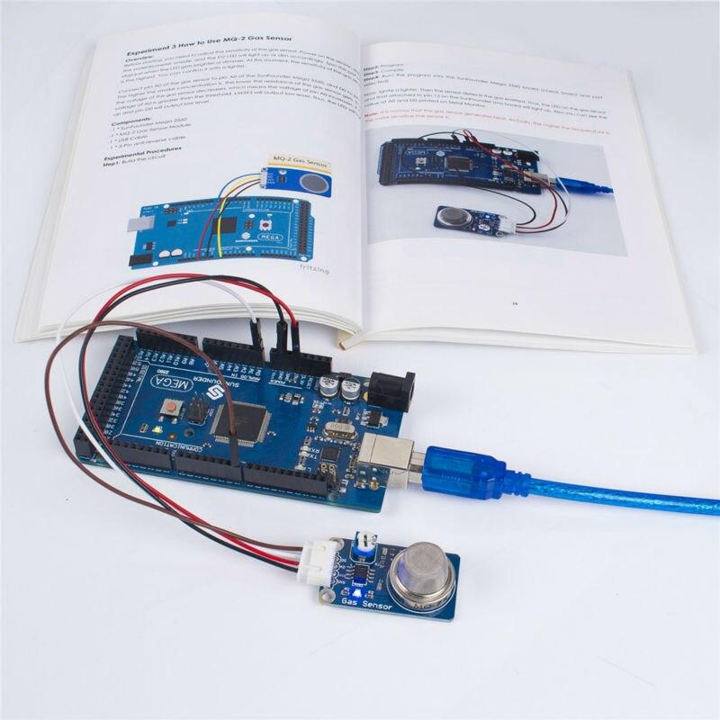 Image 4 - Sunfower умный дом IoT Интернет вещей стартовый комплект V2.0 для Arduino DIY проект сенсорные модули для интеллектуального домашнего дома-in Интегральные схемы from Электронные компоненты и принадлежности on AliExpress