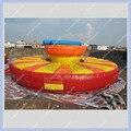 HOT 5 Metros de Diâmetro Inflável Casa do Salto Gladiator Arena DHL Frete Grátis Qualidade Comercial Inflável Jogo de Luta