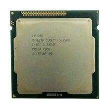 Intel core i5 2500 core 2500 cpu 3.3ghz/6mb, l3 cache/quad-core/tdp: 95w/lga1155 soquete tem um i5 2300 /2400