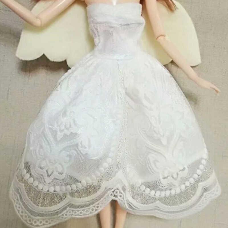 """Dla 28-30cm urodzone lalki dla dzieci ubrania Lastic koszula koronkowa sukienka dla 11 """"ubrania dla lalki spodnie dla 11 Cal dziewczyna lalka prezenty dla dzieci"""