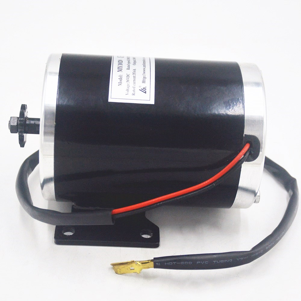 цена на 36V 48V DC Motor Electric Scooter Tricycle High Speed Brush DC Motor Electric Bicycle Motor Ebike Brushed Gear motor 1000w
