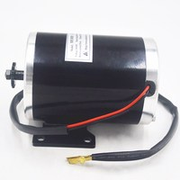 36V 48V DC Motor Electric Scooter Tricycle High Speed Brush DC Motor Electric Bicycle Motor Ebike Brushed Gear motor 1000w