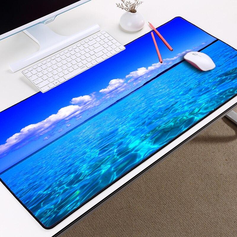 Mairuige красивый синий океан и Пляж пейзаж Мышь площадку гладкой улучшить Мышь Скорость ...