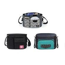 Сумка для детских колясок, пеленок, органайзер для колясок, подгузник для малыша, сумка для путешествий, многофункциональная сумка для мам