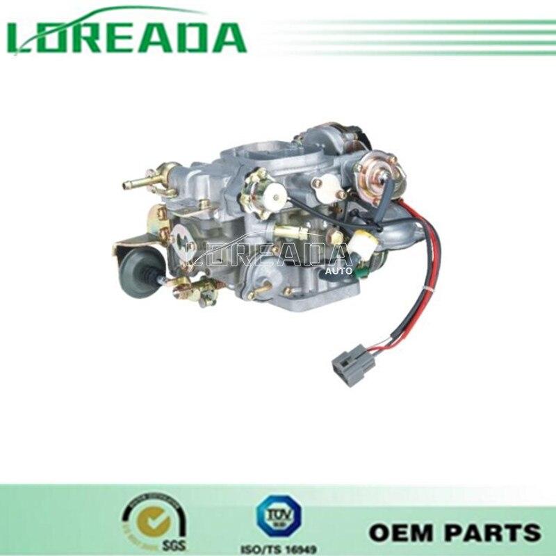 CARBURETOR ASSY  21100-75030 for TOYOTA 4Y 491Q  Engine OEM brand new carburetor assy 21100 11190 11212 for toyota 2e auto parts engine high quality warranty 30000 miles