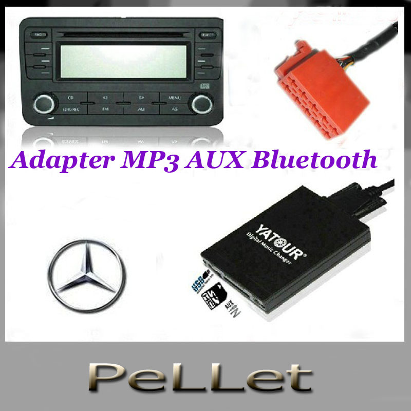 free shipping usb car stereo adapter mp3 aux bluetooth. Black Bedroom Furniture Sets. Home Design Ideas