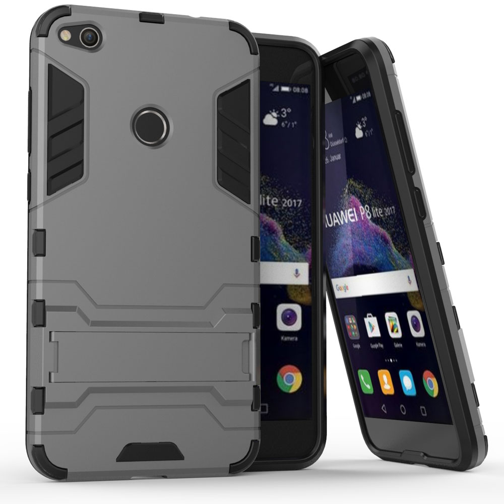 Cell Phone Accessories Kind-Hearted Huawei P9 Lite Case Heavy Duty Tough Strong Hard Shockproof Protective Cover