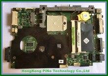 K40AB mainboard Rev 2.1 or REV 1.3G for Asus K40AB K50AB K50AF K40AF motherboard system board 100% Tested
