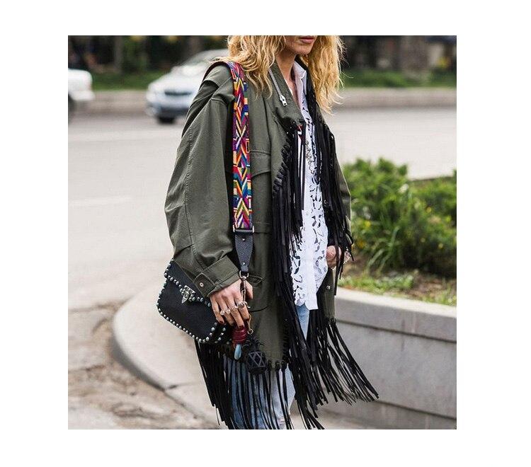 Wdpolo stud y estilo lock flap bolso de cuero genuino de las mujeres de moda de