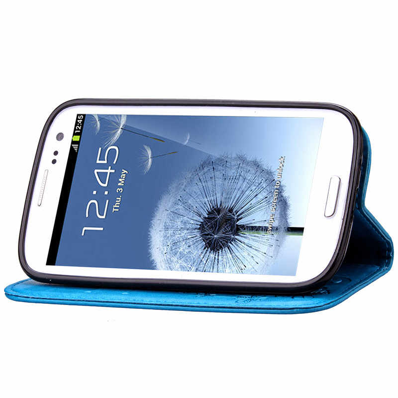 Dạng Flip Case Dành Cho Samsung Galaxy Samsung Galaxy S 3 III S3 SIII Neo i9300 GT-i9300 Duos i9300i GT-i9300i GalaxyS3 VỆ I9301i GT-I9301i bao da