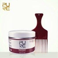 PURC Natural Hair Care Products Deep Repair Masque Hair Care Set 200ml Repairs Dry Damaged Hair