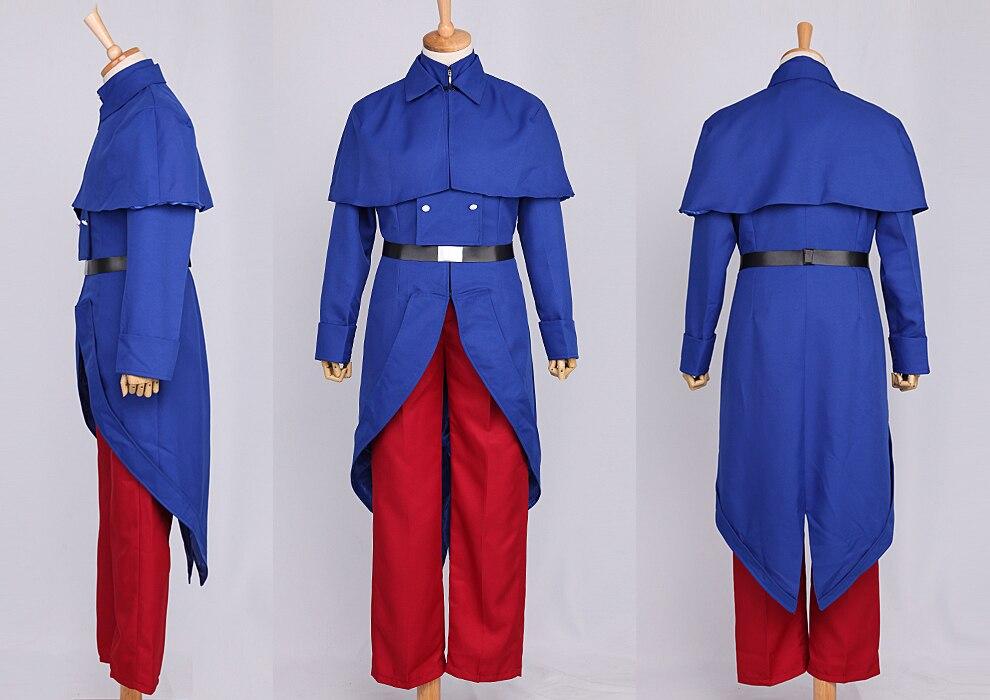 Hetalia Axis Powers французская Униформа карнавальный костюм на Хэллоуин