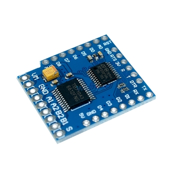 WeMos D1 mini I2C controlador de motor dual Shield módulo TB6612FNG