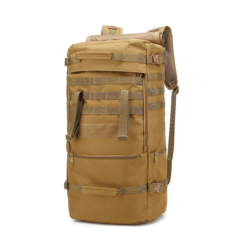 Men's Hiking Backpack Camouflage Backpack Tactical Backpack Oxford Cloth Travel Backpack Supreme Bag Laptop Backpack
