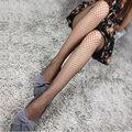 1 Pair Moda Sexy Women Fishnet Stockings Net Meia-calça Senhoras Lingerie Malha Feminino