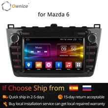 Ownice C500 Восьмиядерный Android 6,0 автомобиль dvd gps для Mazda 6 Ruiyi Ultra 2008 2009 2010 2011 2012 wifi 4G радио 2 GB Оперативная память BT 32G Встроенная память