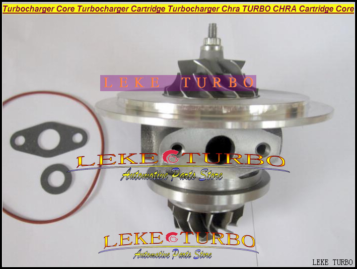 Turbo CHRA Cartridge Core GT1752S 452204-0004 452204 55560913 Turbocharger For SAAB 9-3 9.3 9-5 1997-05 B235E B205E 2.0L 2.3L free ship gt1849v 717626 717626 5001s turbo turbocharger for opel vectra signum for saab 9 3 9 5 9 3 9 5 y22dtr 2 2l dti 123hp