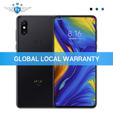 Global Version Xiaomi Mi Mix 3 6GB 128GB Snapdragon 845 6.39'' AMOLED 2 Front & 2 Back Cameras Wireless Charging NFC Smartphone