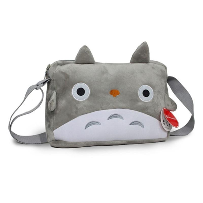 2c605cf607 Geburtstag Spielzeug Geschenk 33 cm Cartoon Plüsch Tasche Anime Mein  Nachbar Totoro Rucksack Stofftiere